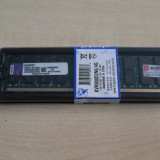 Memorie PC slot 4 GB DDR2 (1 Buc. x 4 GB) 800mhz Pc2-6400, CL6, Sigilate Noi L30 - Memorie RAM Kingston, Dual channel