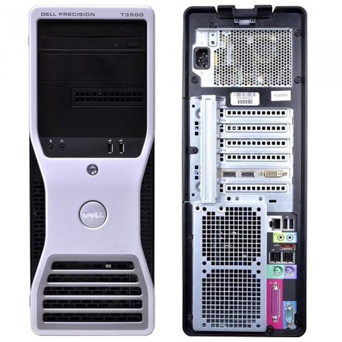Workstation Dell T3500, W3690 6x3.46 Ghz, 12 GB RAM, 1 GB video, DvdRW L41