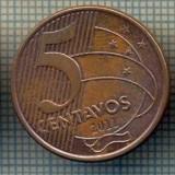 7828 MONEDA- BRAZILIA - 5 CENTAVOS - anul 2011 -starea ce se vede, Europa