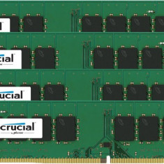 Memorie Crucial 16GB DDR4 2133MHz CL15 Quad Channel Kit - Memorie RAM