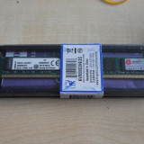 Memorie PC slot 2 GB DDR2 (1 Buc. x 2 GB) 800mhz Pc2-6400, CL6, Sigilate Noi L28 - Memorie RAM Kingston, Dual channel