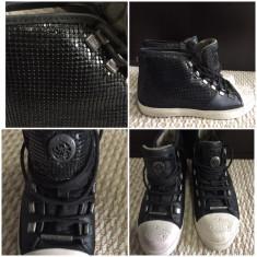 Pantofi Sport Replay Original - Adidasi dama Replay, Culoare: Negru, Marime: 38