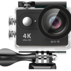 Camera Video Sport 4K iUni Dare H9i, WiFi, mini HDMI, 2 inch LCD + Sport Kit - Camera Video Actiune