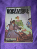 Rocambole - vol 2 Dramele Parisului - Ponson du Terrail (f0321