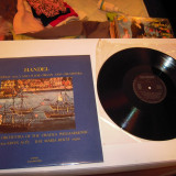 Disc VINIL ELECTRECORD: HENDEL - Concertos No. 1, 3 And 13 For Organ And Orches