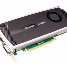 Placa video nVidia Quadro 4000 2GB GDDR5 256 bit L36, PCI Express, 2 GB