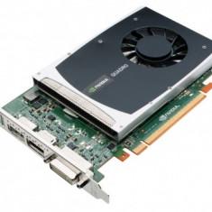 Placa video nVIDIA Quadro 2000 1GB GDDR5 128 bit L38, PCI Express, 1 GB