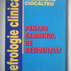 NEFROLOGIE CLINICA PENTRU EXAMENELE DE LICENTA SI REZIDENTIAT - A. CIOCALTEU