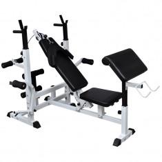 Aparat fitness multifunctional - Aparat multifunctionale fitness, Max. 226