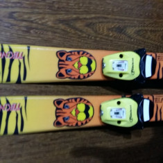 VAND SET SCHIURI COPII TECNO (80 CM) +CLAPARI +BETE -250 LEI - Set ski Head