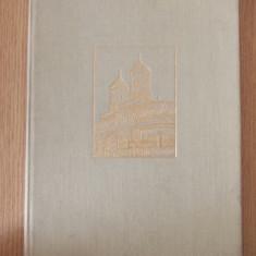 BISERICA TREI IERARHI DIN IASI- GRIGORAS, 1962, cu autograf Iustin (Patriarh) - Carte Editie princeps