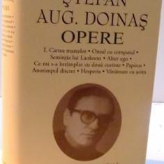 STEFAN AUGUSTIN DOINAS, OPERE, 2016 - Roman