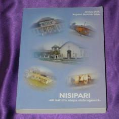 Nisipari. Un sat din stepa dobrogeana. monografie - Jenica Sava (f0303 - Carte Geografie