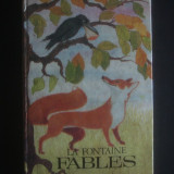 LA FONTAINE - FABLES