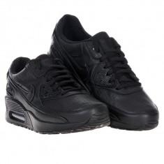 Adidasi unisex NIKE AIR MAX - Adidasi barbati Nike, Marime: 40, 41, 42, 43, 44, Culoare: Negru, Piele sintetica