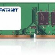 Memorie RAM Patriot, DIMM, DDR4, 8GB, 2133MHz, CL15, Heatspreader, 1.2V, Signature Line