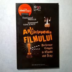 E. Prelle, E. Vincenot - Anticiclopedia filmului - Carte Cinematografie