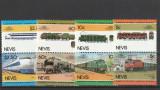 Locomotive vechi ,Nevis., Nestampilat