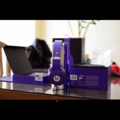 Casti Beats By Dr Dre STUDIO Monster Beats by Dr. Dre, Casti Over Ear, Cu fir, Mufa 3, 5mm