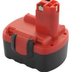Acumulator pt Bosch GSR 14.4V, PSR 14.4, BAT038, 14.4V, 2, 0mAh, Ni-CD, marca Patona,