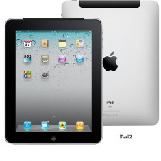 IPad 2 64 GB - Tableta iPad 2 Apple, Negru, Wi-Fi + 3G