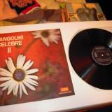 Disc VINIL ELECTRECORD: TANGOURI CELEBRE II, Stare foarte buna