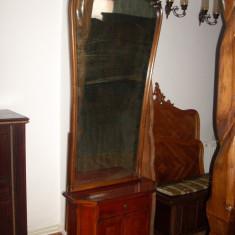 Consola dulap plus oglinda, Louis XIII, XIV, XV, XVI