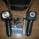 Blitz/Flash FIL 107/sovietice-kit complet,anii 80,functionale
