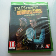 Tales from the Borderlands, XBOX One, sigilat, alte sute de jocuri!, Actiune, Single player, 18+
