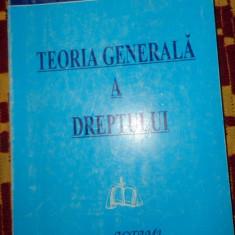 Teoria generala a dreptului an 2000/334pag-- N.Popa - Carte Teoria dreptului