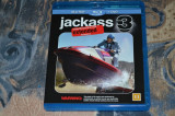 Film - Jackass 3 - Johnny Knoxville, Phil Margera [Blu-Ray + DVD], Import Suedia, BLU RAY, Engleza, paramount