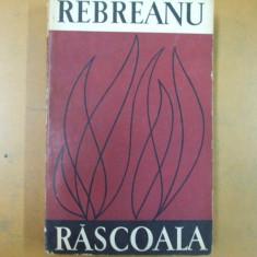 Rascoala Liviu Rebreanu Bucuresti 1963 - Roman