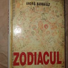 Zodiacul an 1995/590pag- Andre Barbault - Carte astrologie