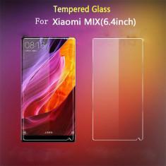 Folie sticla (tempered glass) protectie ecran pt. XIAOMI MI MIX (6.4 inch) - Folie de protectie Samsung, Anti zgariere