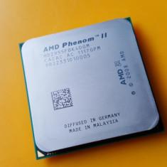 Procesor Quad AMD Phenom II X4 955 Black Edition, 3, 20Ghz, Socket AM2+AM3(B) - Procesor PC AMD, Numar nuclee: 4, Peste 3.0 GHz