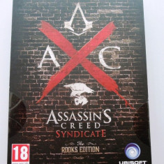 Assassin's Creed Syndicate Rooks Edition, XBOX one, alte sute de jocuri - Jocuri Xbox One, Actiune, 18+, Single player