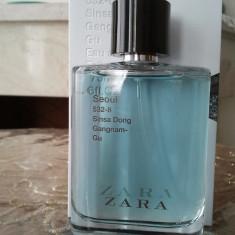 Parfum Zara Seoul MAN - Parfum barbati Zara, Apa de toaleta, 75 ml