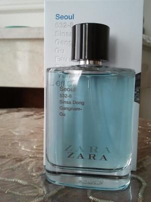 Parfum Zara Seoul Man Arhiva Okaziiro