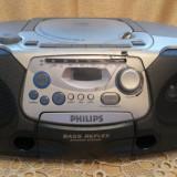 CD-Radio Casette Recorder - Philips AZ 1220 BASS REFLEX