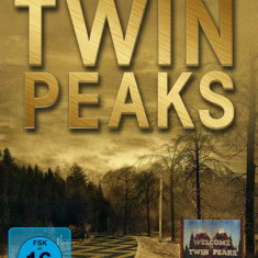 Twin Peaks Sezon 1 si 2 - Gold Setbox DVD - Film serial, Politist, Engleza