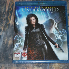Film - Underworld : Awakening - Kate Beckinsale [1 Disc Blu-Ray], Import Suedia - Film SF sony pictures, Engleza