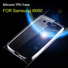 Husa silicon moale Samsung Galaxy Grand Neo i9060 - Husa Telefon, Transparent
