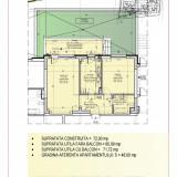 Apartament 2 camere + gradina 48 mp, decomandat, bloc nou, Aviatiei