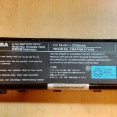 Baterie Laptop Toshiba PA3450U-1BRS