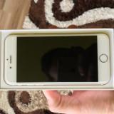 Vând iPhone 6 Apple Gold 16GB Neverlocked impecabil, Auriu, Neblocat