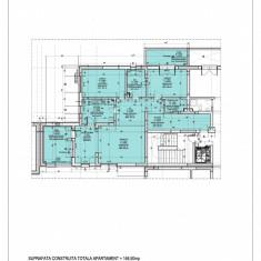 Apartament 3 camere tip 3 + 50% reducere, decomandat, bloc nou, Aviatiei - Apartament de vanzare, 124 mp, Numar camere: 3, An constructie: 2016, Etajul 1