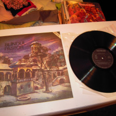 Disc VINIL ELECTRECORD: TEODORA PAUNESCU TUCA - Blandul Pastor (C. manastiresti) - Muzica Religioasa
