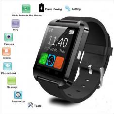 Smartwatch conexiune bluetooth pentru Iphone Htc Nokia Lg Samsung etc, Alte materiale, watchOS