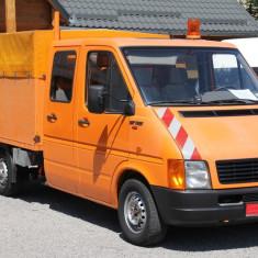 VW LT 35 basculabil - Utilitare auto PilotOn