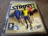 Joc Fifa street 3, pentru PS3, original! Alte sute de jocuri!, Sporturi, 3+, Multiplayer, Ea Sports